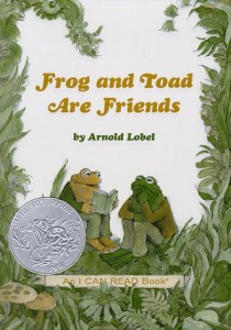 Frog and Toad are Friends book cover